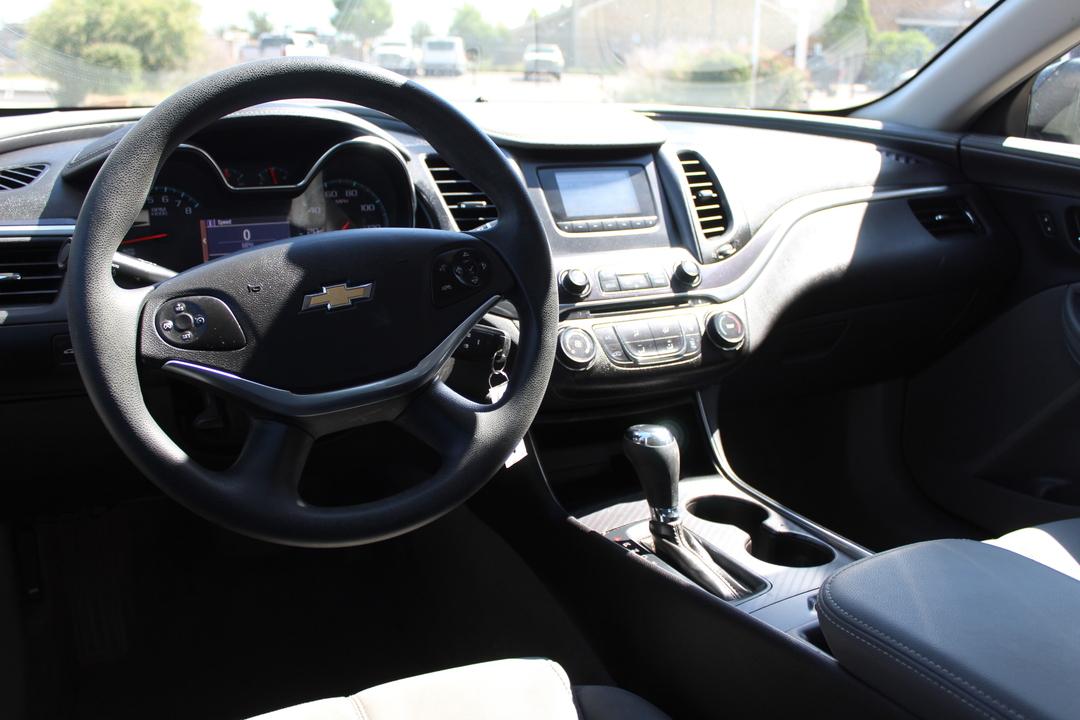 2015 Chevrolet Impala  - Fiesta Motors