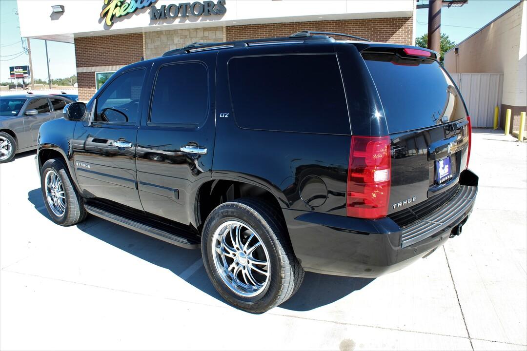 2008 Chevrolet Tahoe  - Fiesta Motors