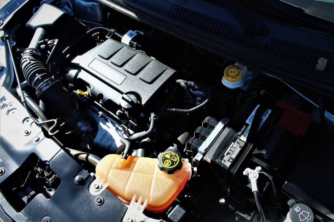 2017 Chevrolet Sonic  - Fiesta Motors