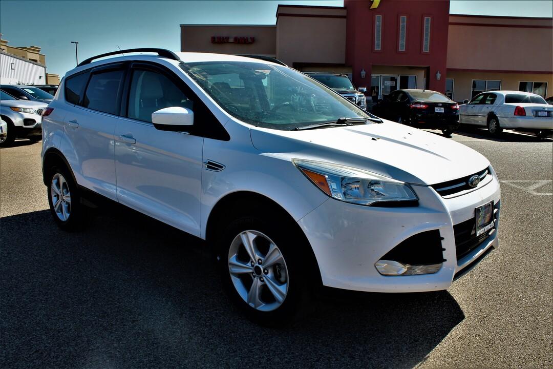 2016 Ford Escape  - Fiesta Motors
