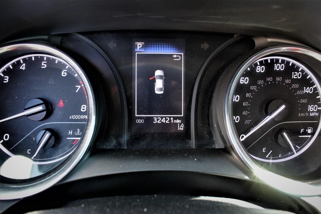2019 Toyota Camry  - Fiesta Motors