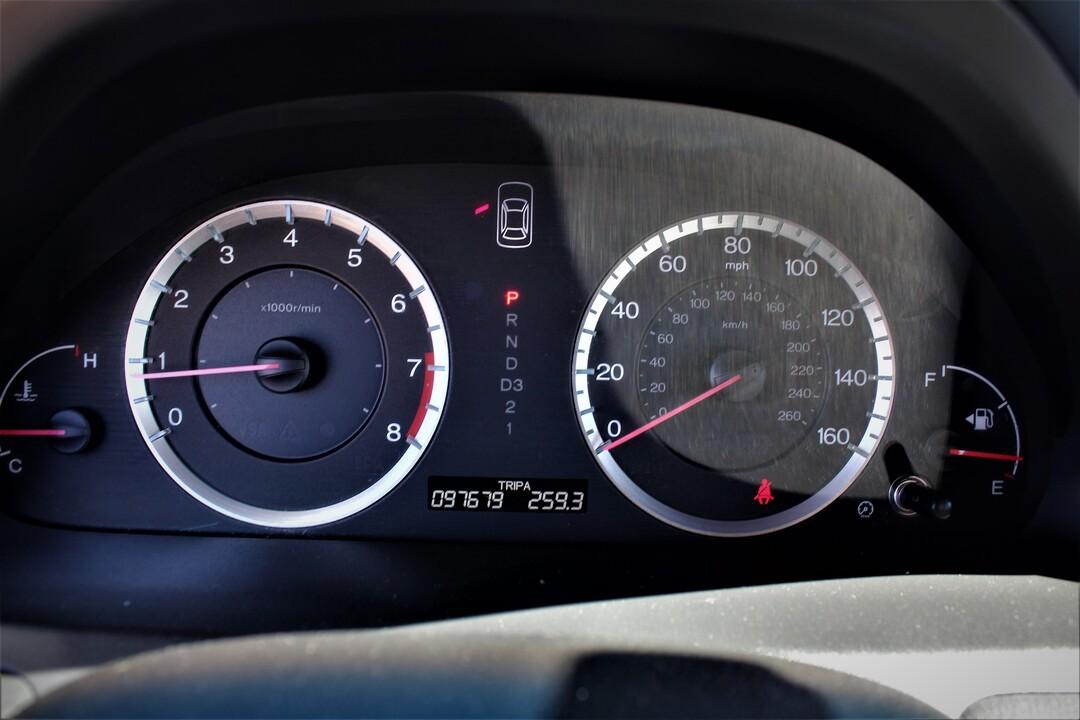 2008 Honda Accord  - Fiesta Motors