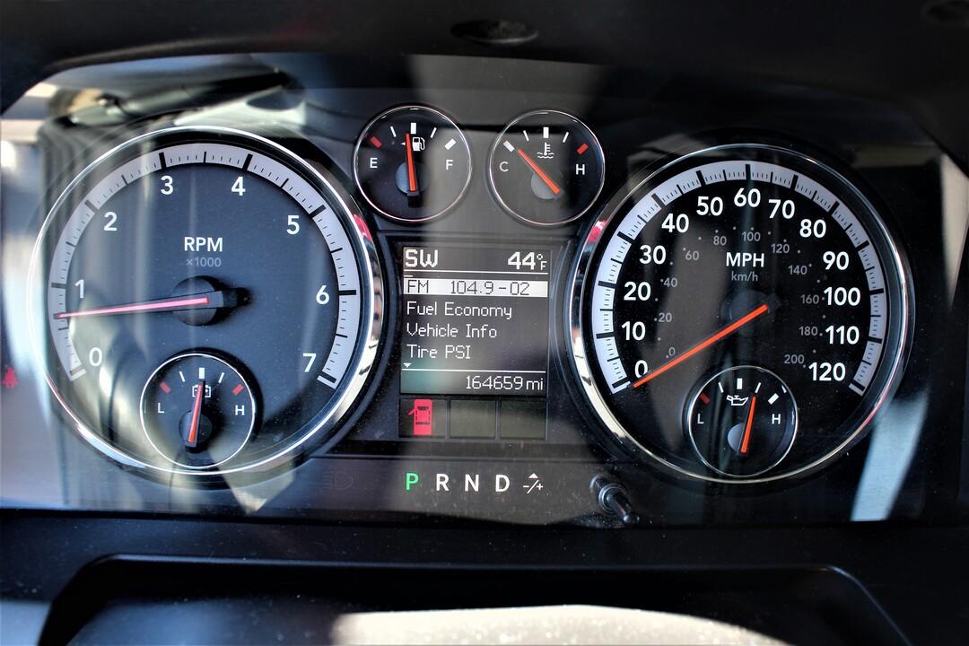 2010 Dodge Ram 1500  - Fiesta Motors