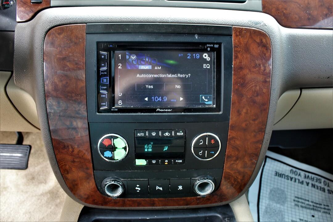 2011 Chevrolet Tahoe  - Fiesta Motors