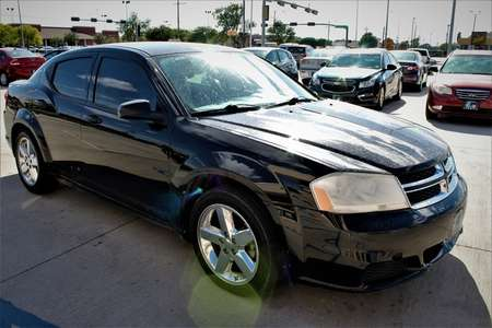 2013 Dodge Avenger  for Sale  - F9828A  - Fiesta Motors