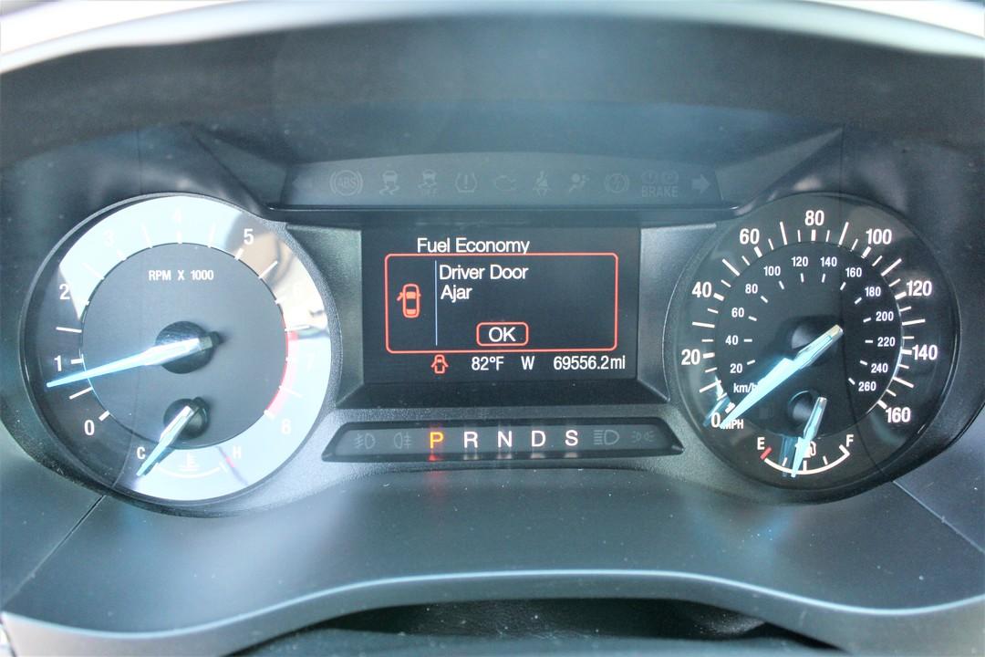 2015 Ford Fusion  - Fiesta Motors