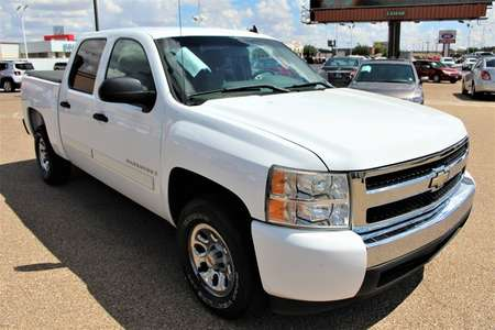 2007 Chevrolet Silverado 1500 LS 2WD Crew Cab for Sale  - F9755A  - Fiesta Motors