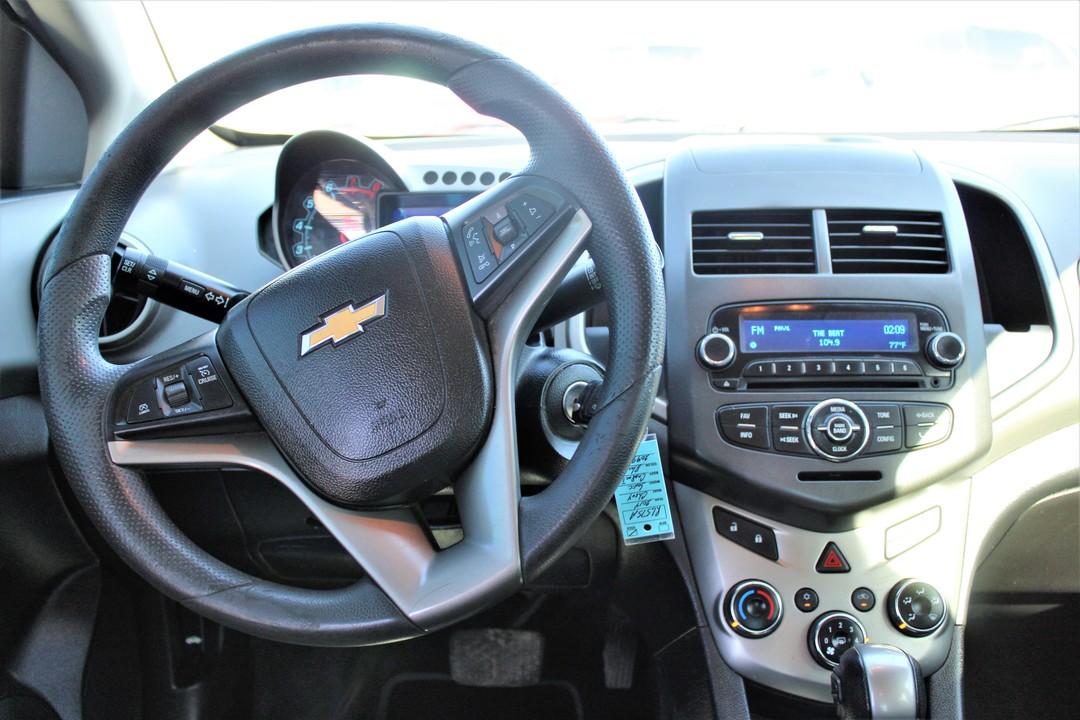 2014 Chevrolet Sonic  - Fiesta Motors