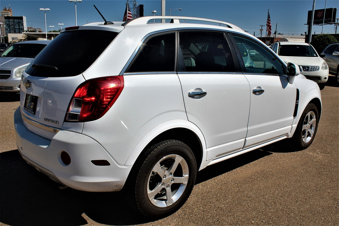 2014 Chevrolet Captiva  - Fiesta Motors