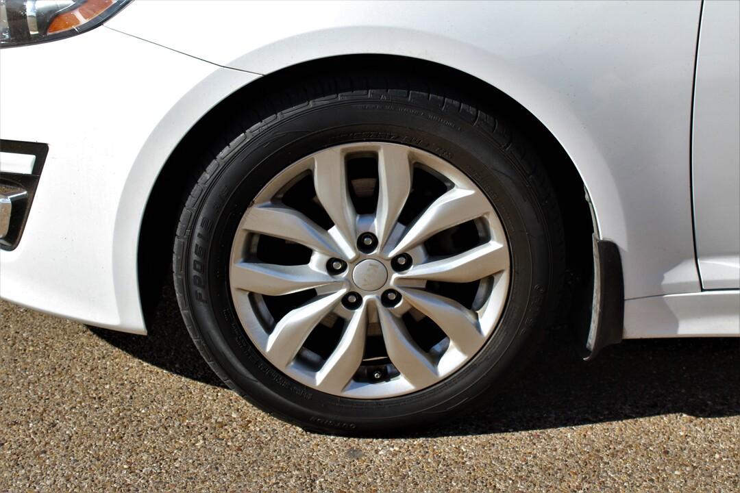 2015 Kia Optima  - Fiesta Motors