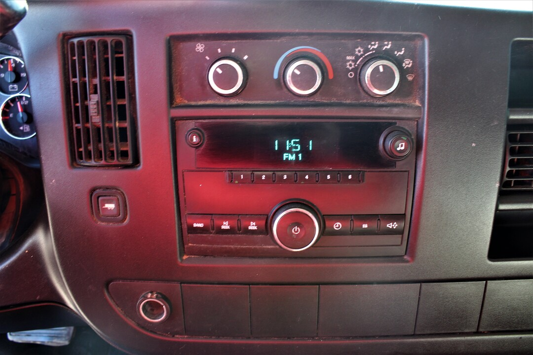 2008 Chevrolet Express Van  - Fiesta Motors