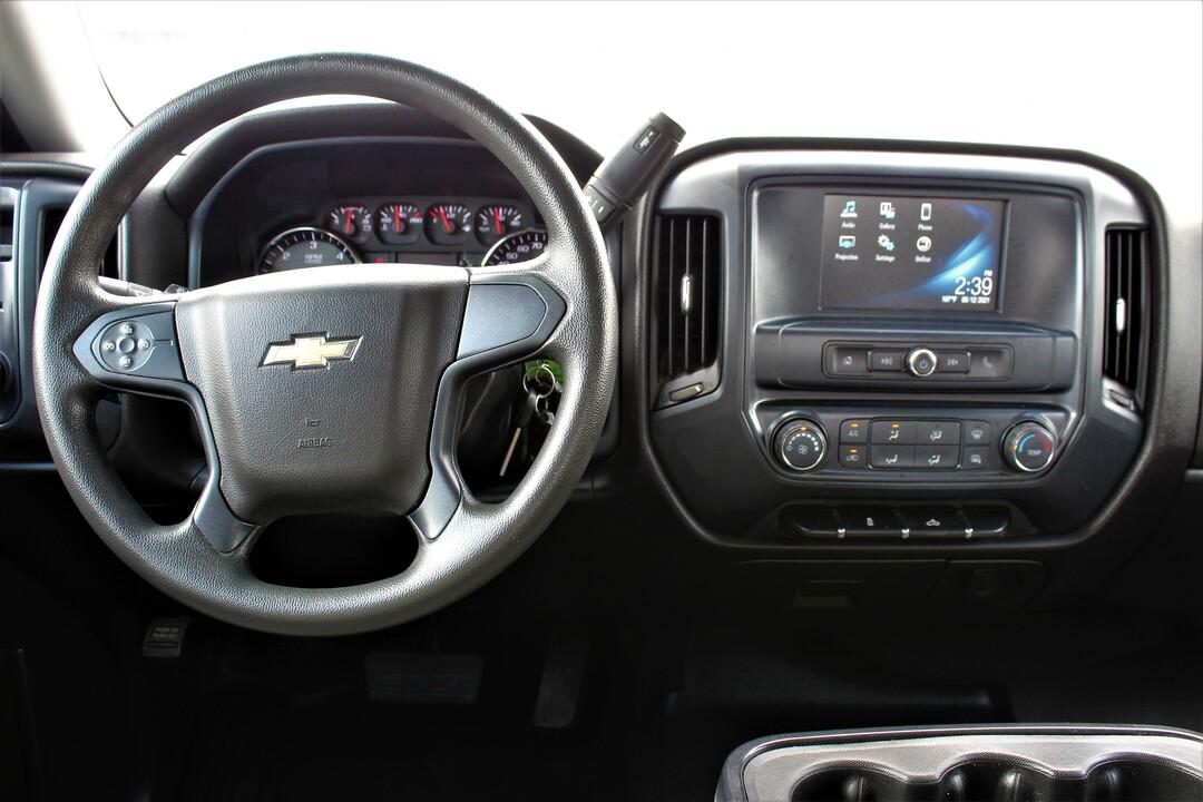 2018 Chevrolet Silverado 1500  - Fiesta Motors