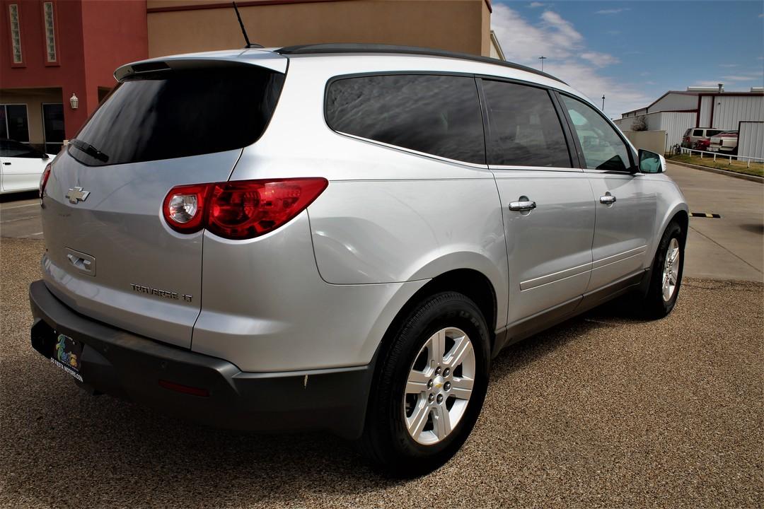 2012 Chevrolet Traverse  - Fiesta Motors
