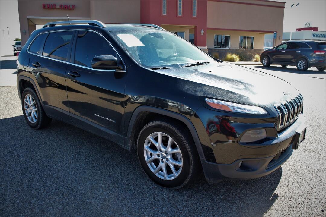 2014 Jeep Cherokee  - Fiesta Motors