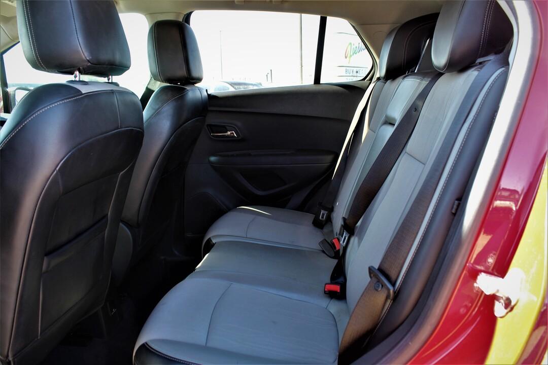 2015 Chevrolet Trax  - Fiesta Motors