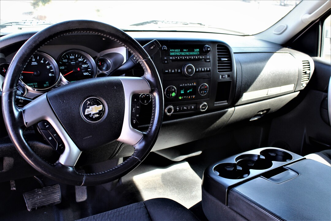 2010 Chevrolet Silverado 1500  - Fiesta Motors