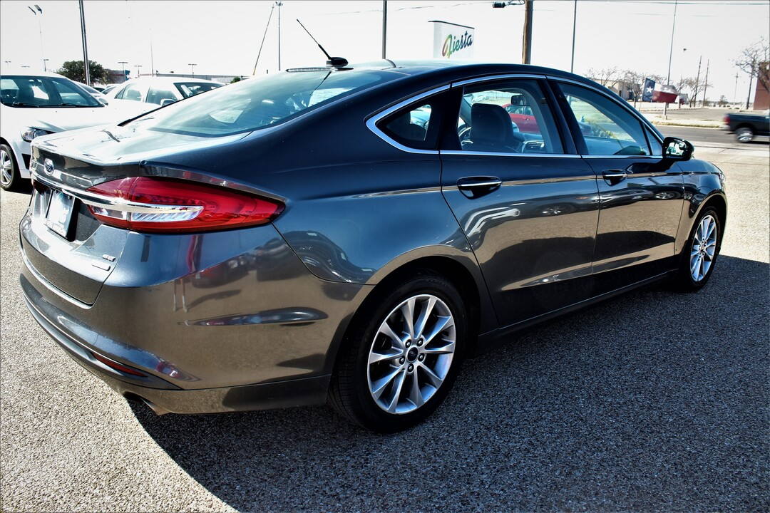2017 Ford Fusion  - Fiesta Motors