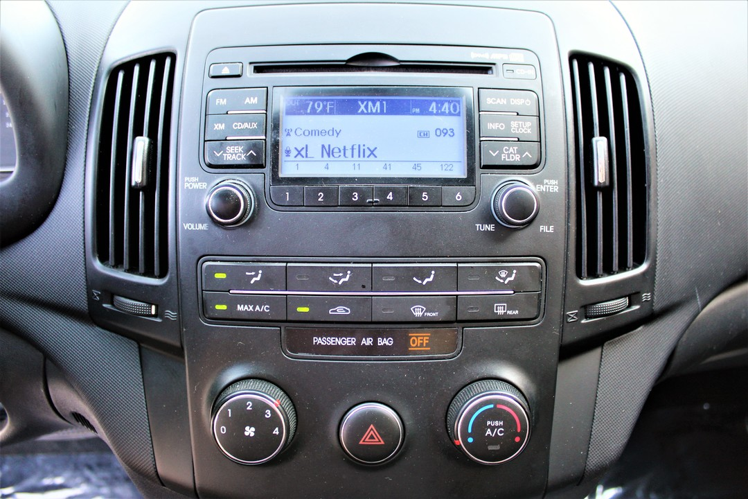 2012 Hyundai Elantra Touring  - Fiesta Motors