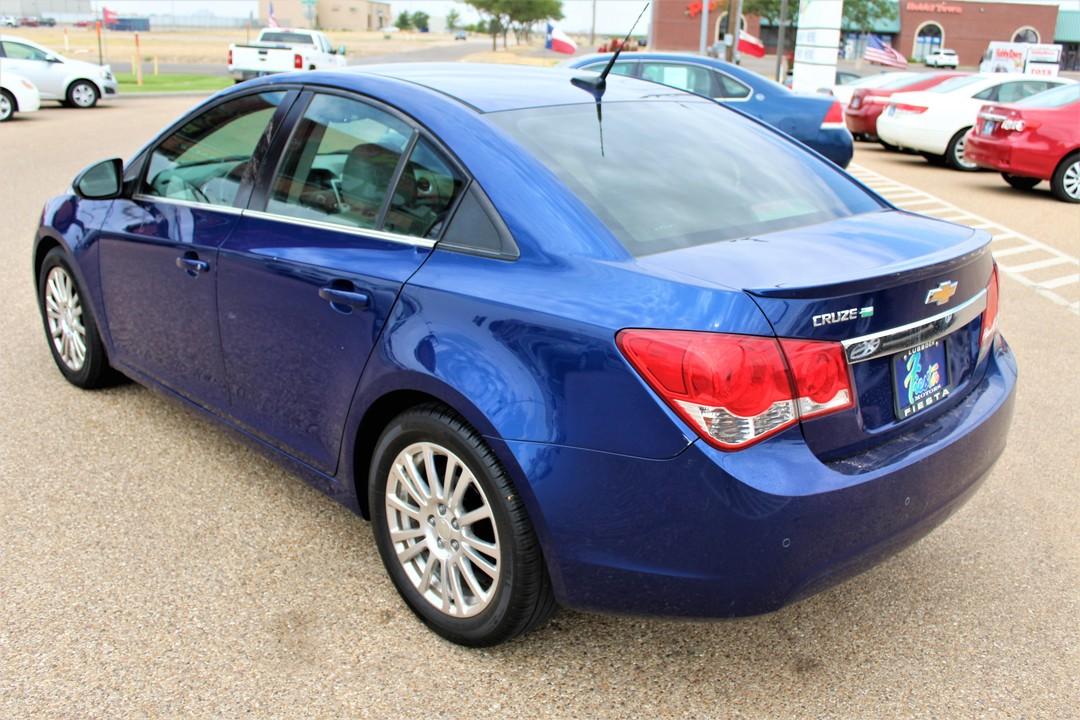 2012 Chevrolet Cruze  - Fiesta Motors