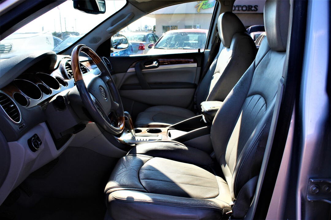 2012 Buick Enclave  - Fiesta Motors