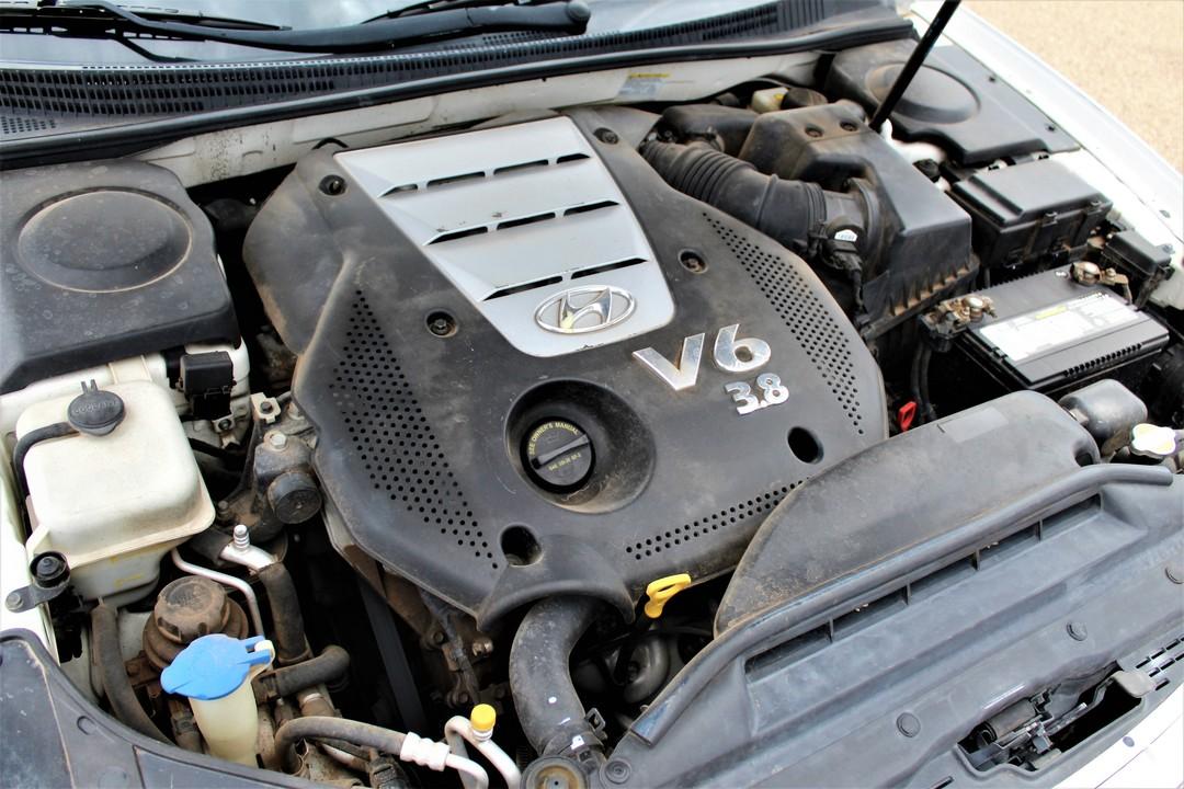 2008 Hyundai Azera  - Fiesta Motors