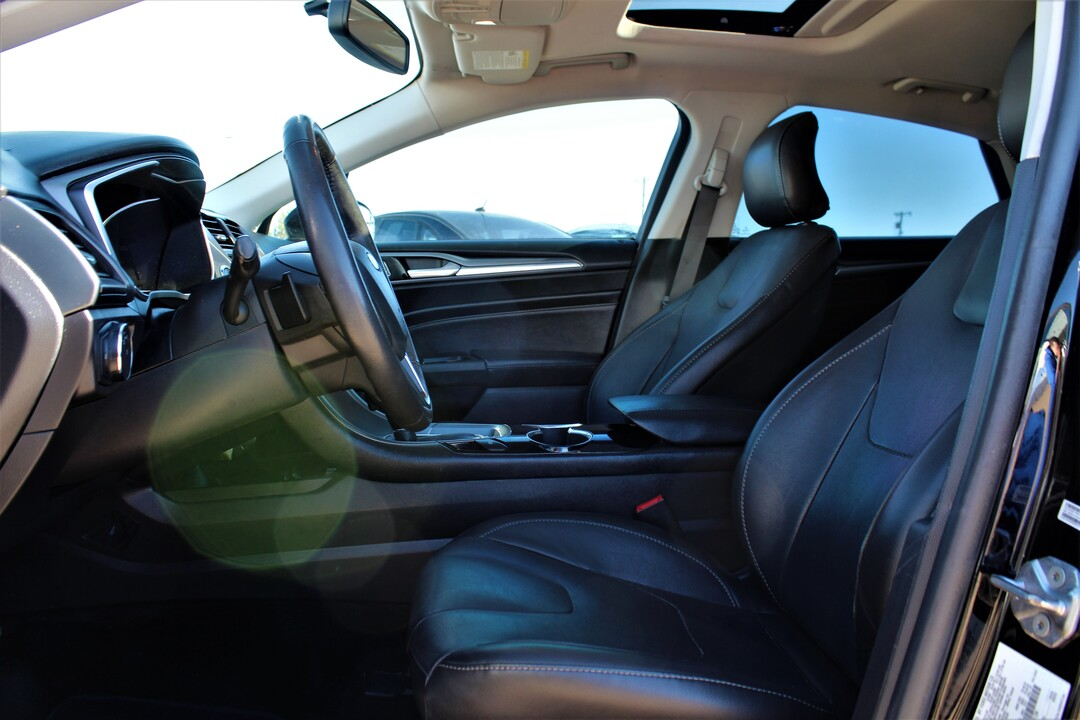 2016 Ford Fusion  - Fiesta Motors