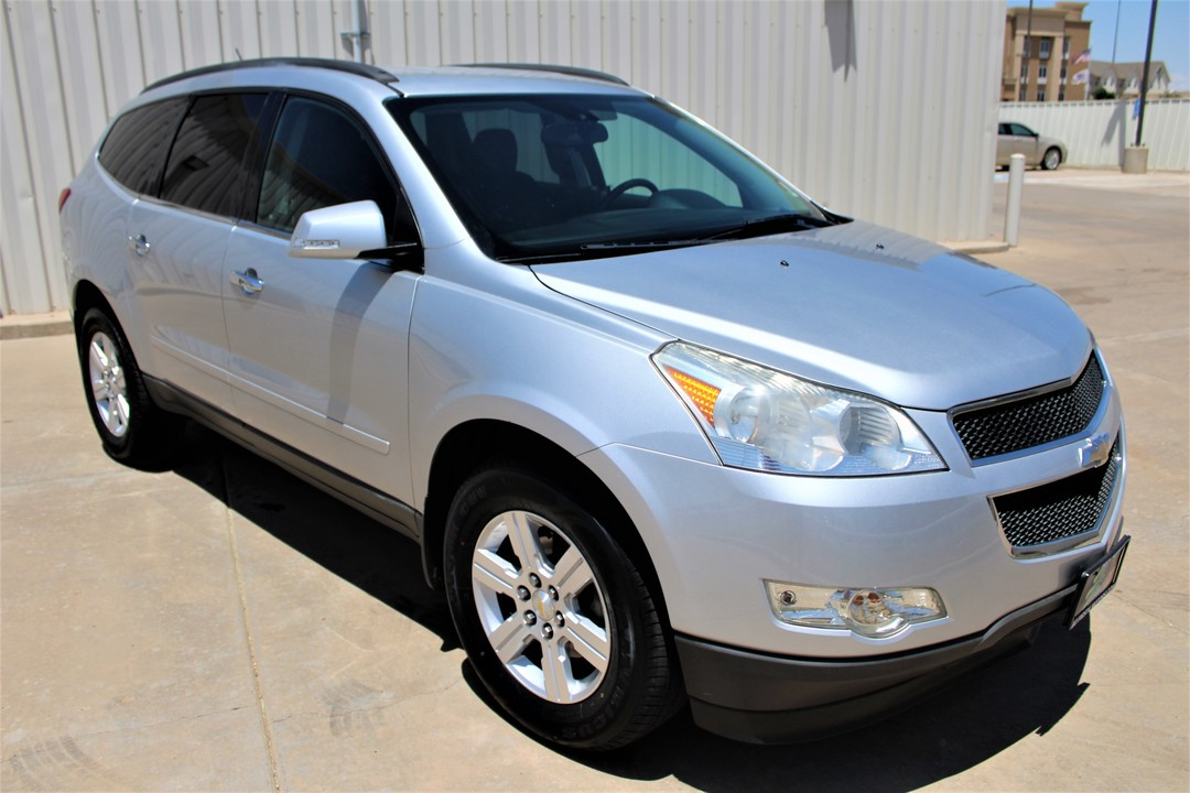 2012 Chevrolet Traverse  - Fiesta Motors