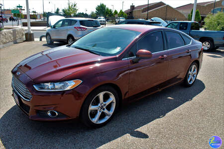 2016 Ford Fusion  for Sale  - F10443A  - Fiesta Motors