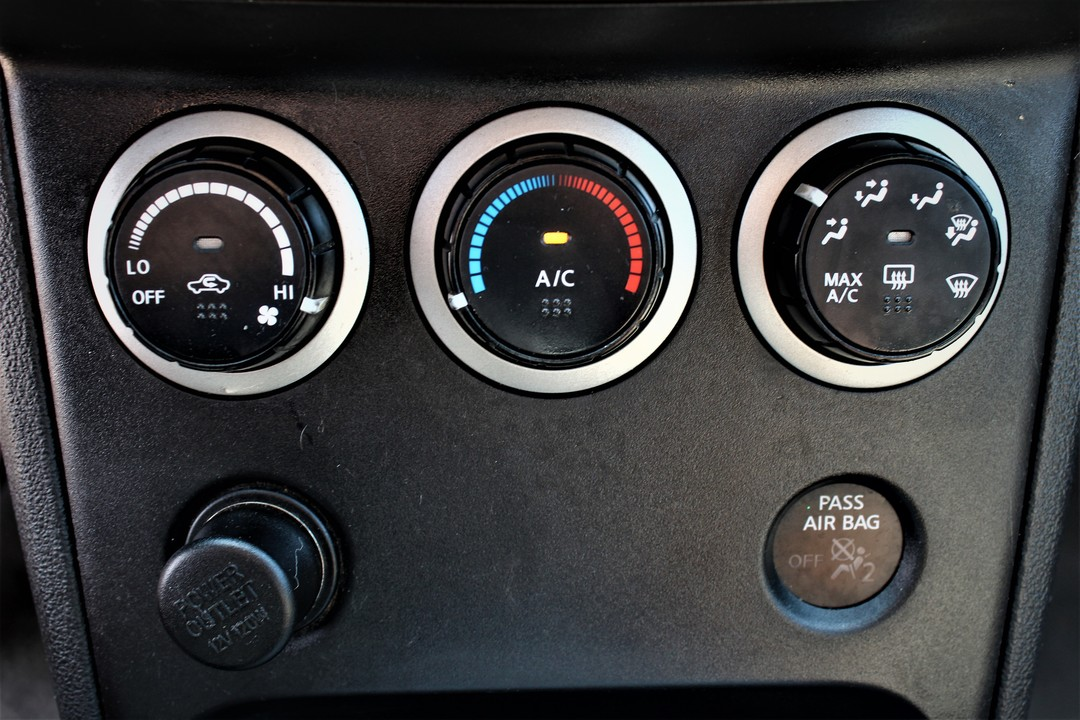 2010 Nissan Rogue  - Fiesta Motors