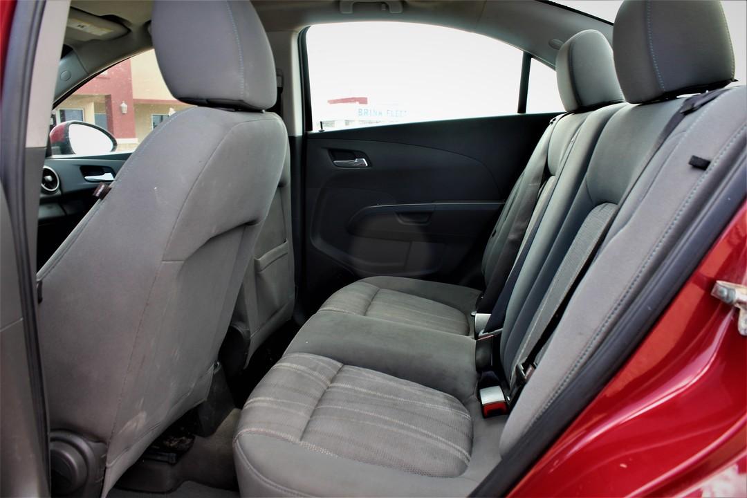 2015 Chevrolet Sonic  - Fiesta Motors