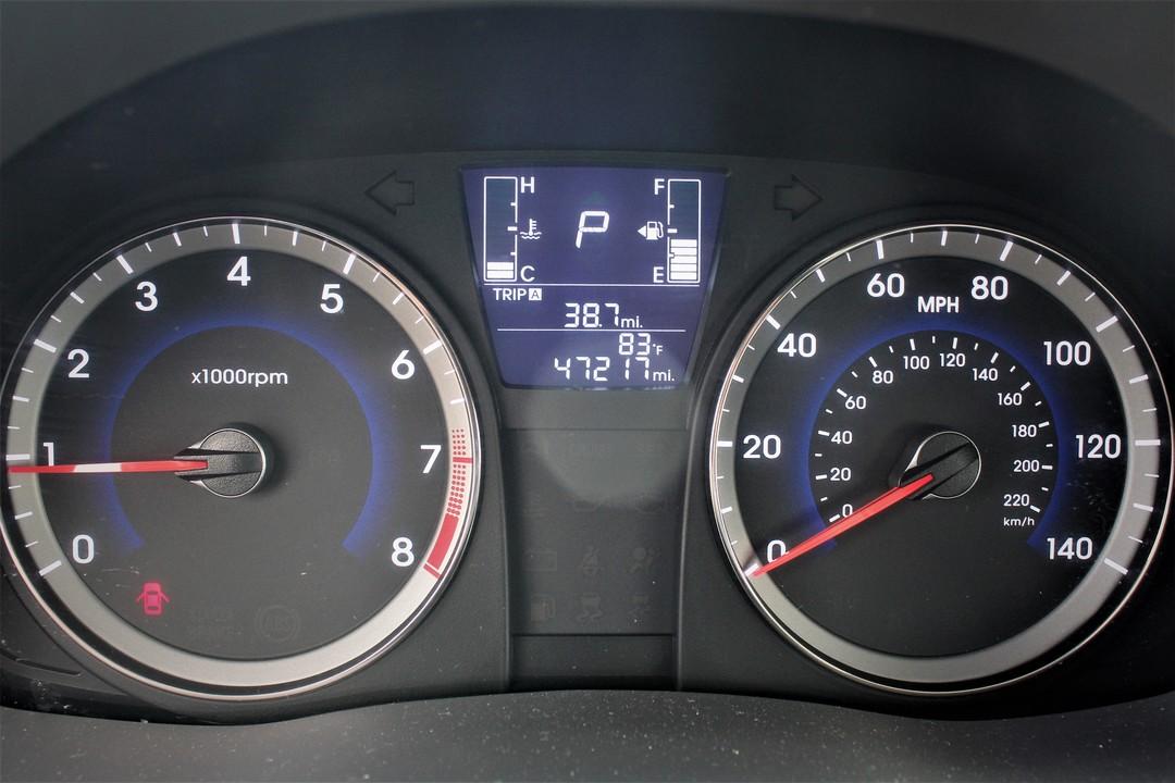 2015 Hyundai Accent  - Fiesta Motors