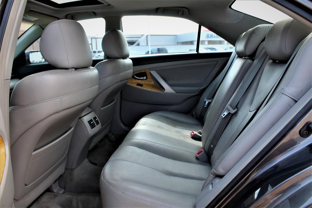 2007 Toyota Camry  - Fiesta Motors