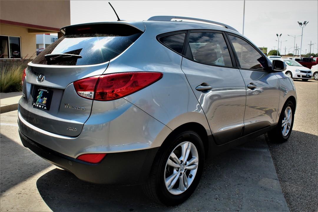 2012 Hyundai Tucson  - Fiesta Motors