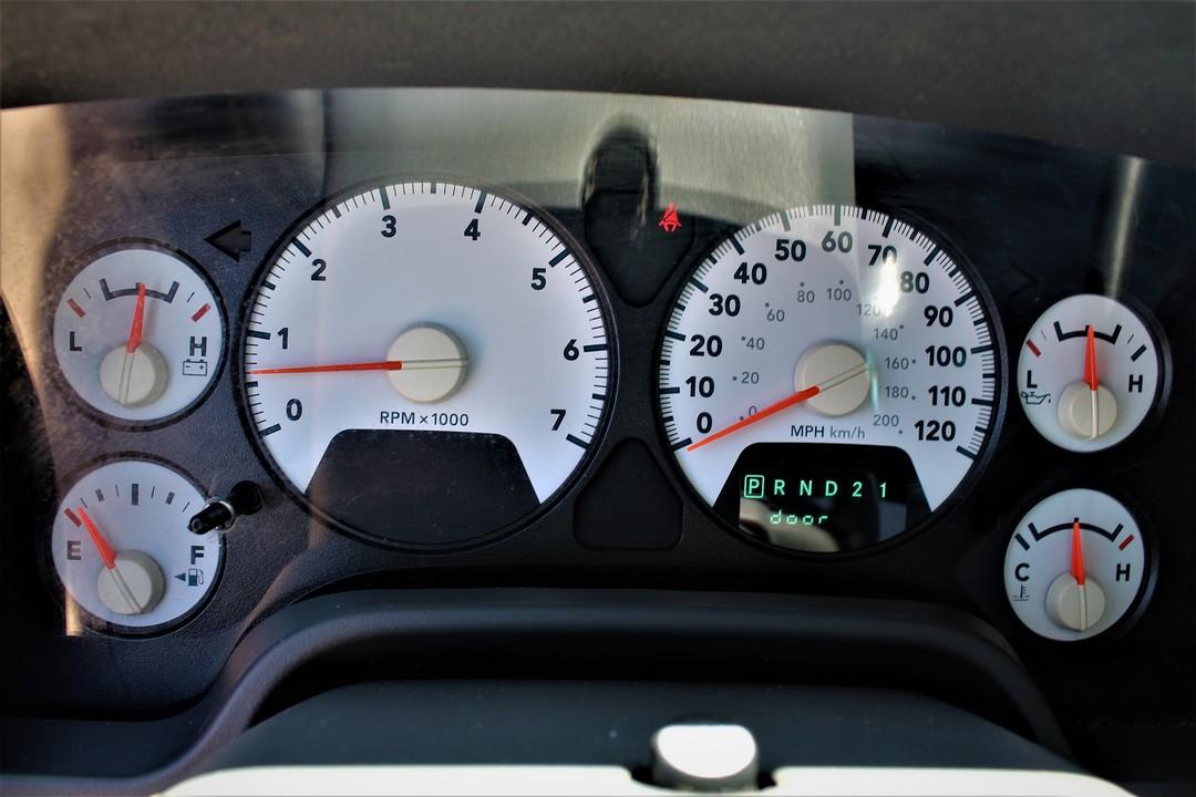 2008 Dodge Ram 1500  - Fiesta Motors