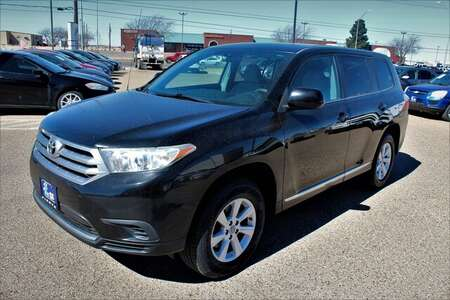 2012 Toyota Highlander  for Sale  - F10147A  - Fiesta Motors