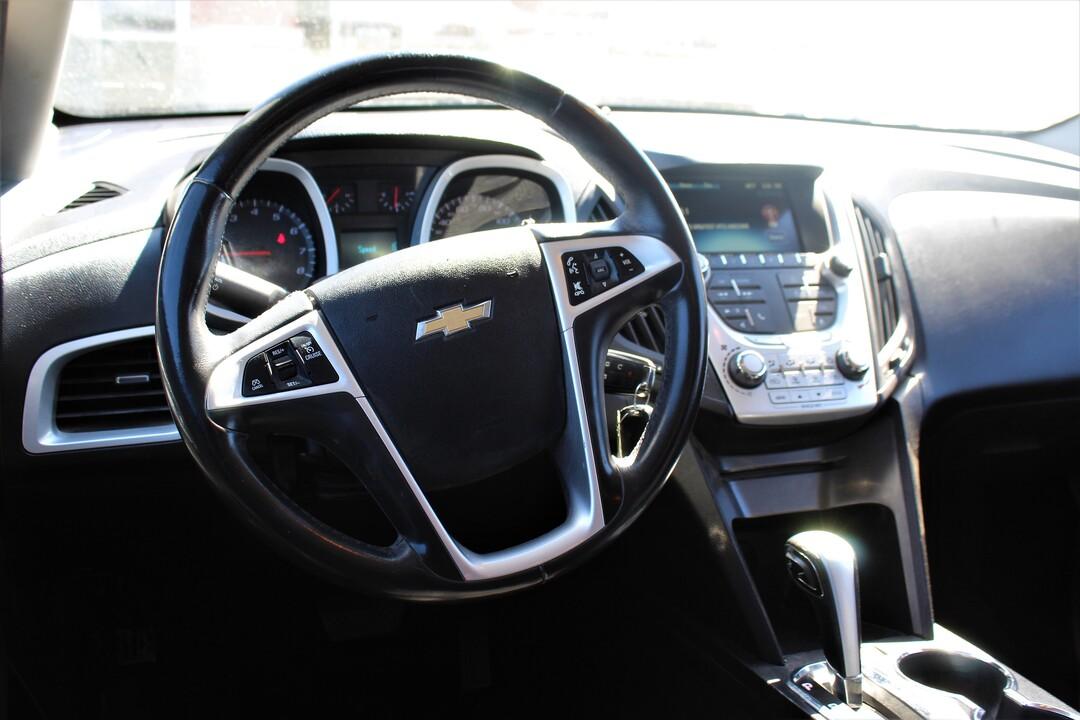 2012 Chevrolet Equinox  - Fiesta Motors