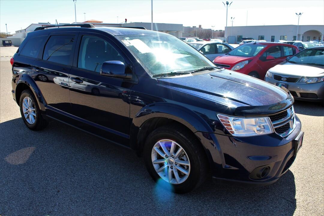 2017 Dodge Journey  - Fiesta Motors