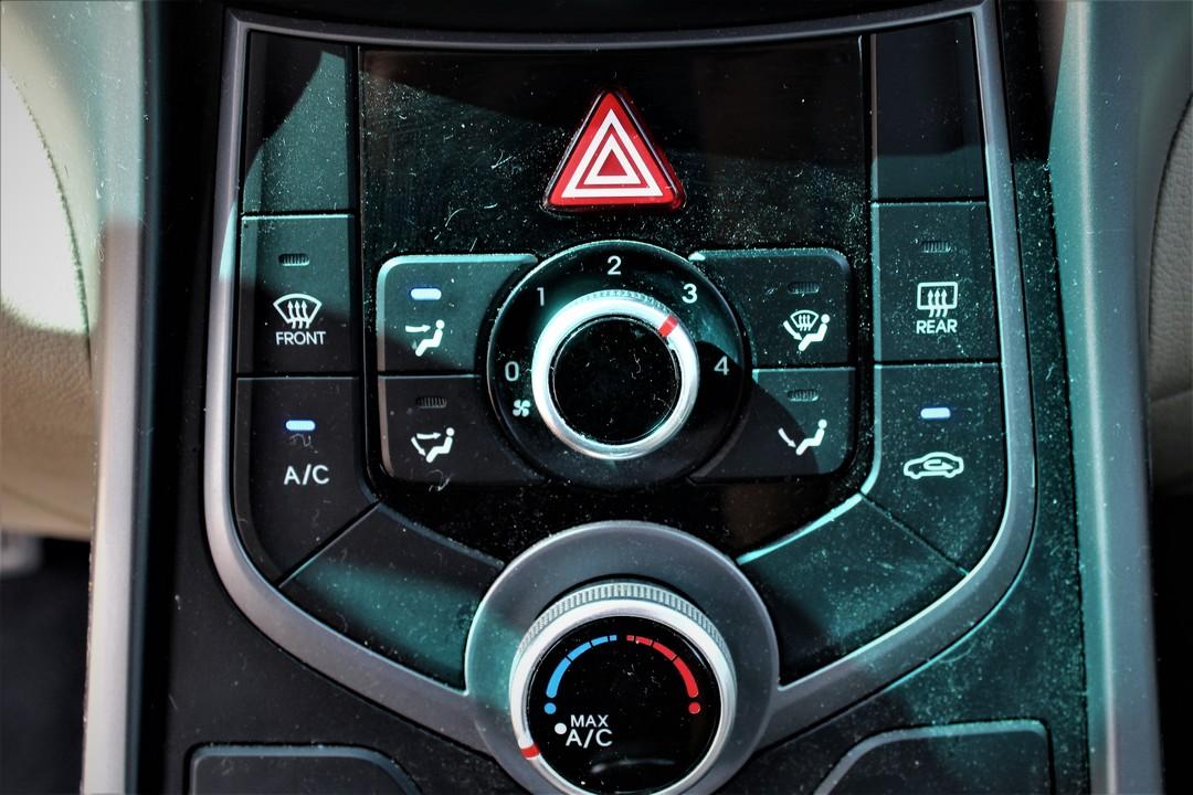 2014 Hyundai Elantra  - Fiesta Motors