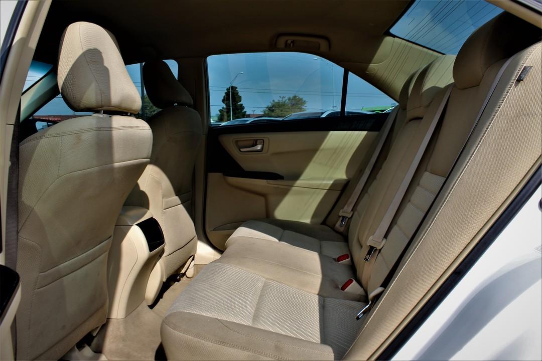 2015 Toyota Camry  - Fiesta Motors