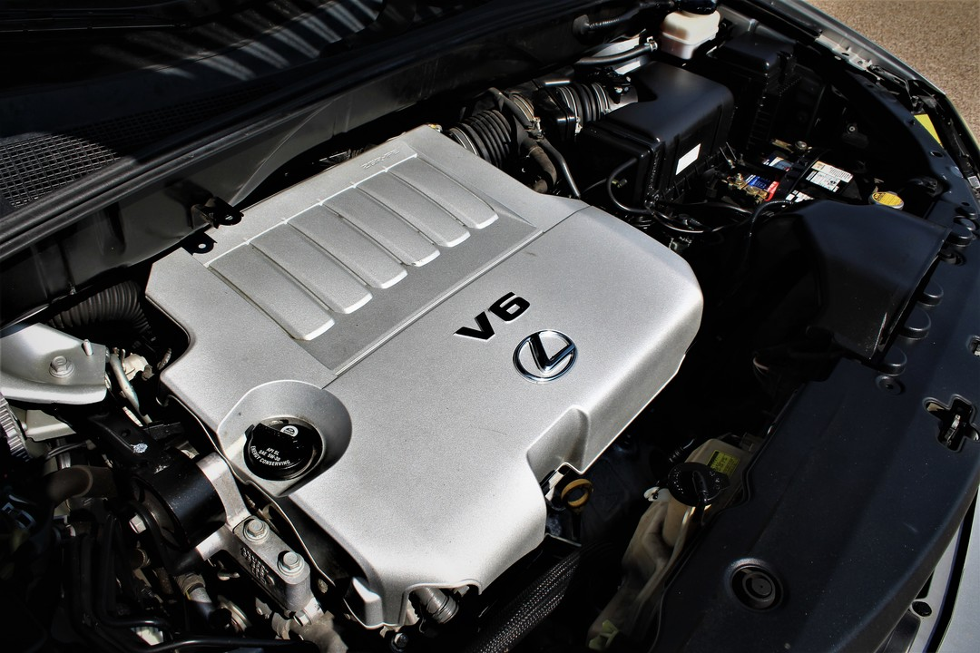 2008 Lexus RX 350  - Fiesta Motors