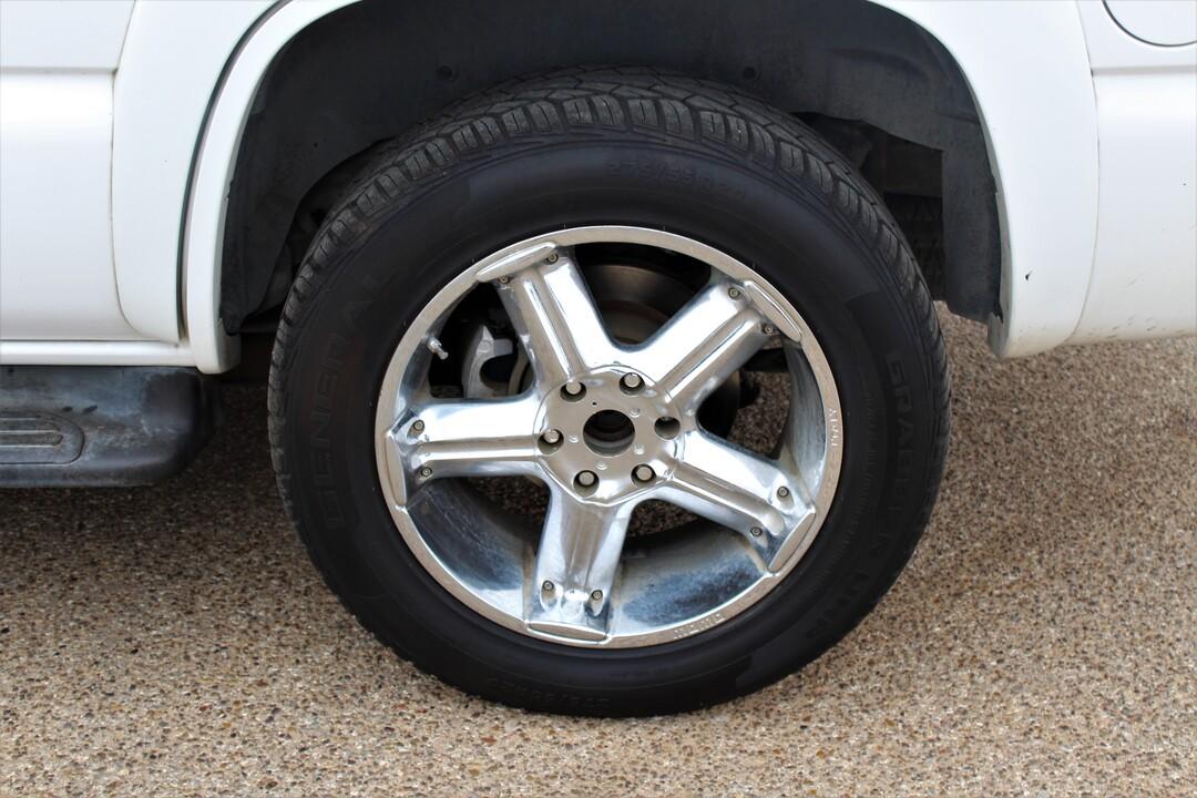 2004 Chevrolet Tahoe  - Fiesta Motors