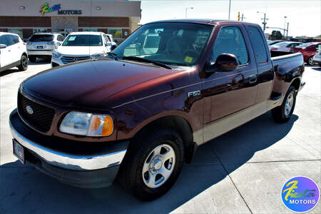 2001 Ford F-150  for Sale  - FT1032A  - Fiesta Motors