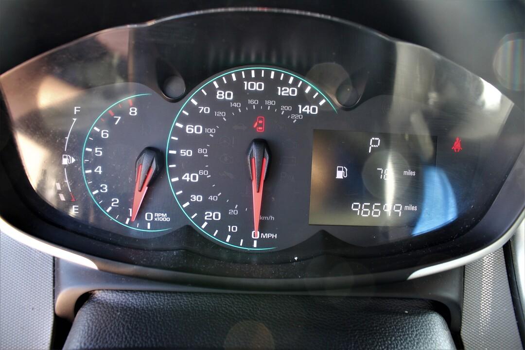 2018 Chevrolet Sonic  - Fiesta Motors
