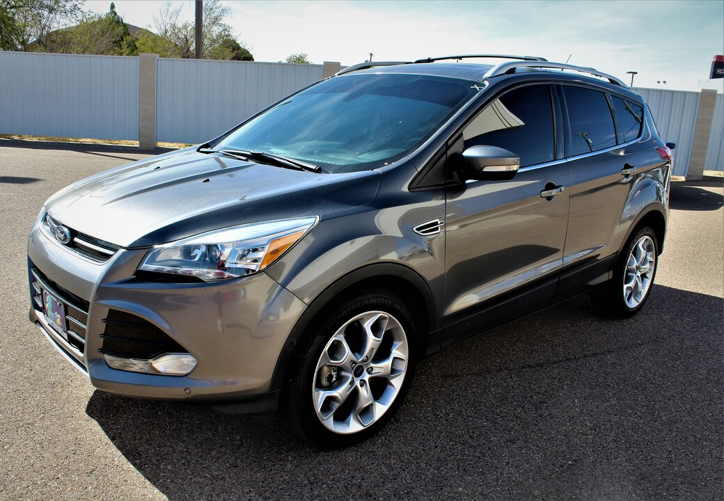 2013 Ford Escape  - Fiesta Motors
