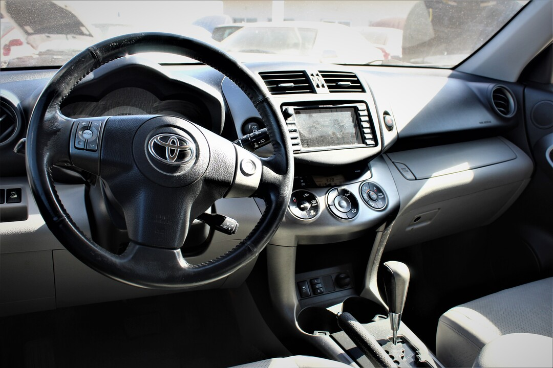2010 Toyota Rav4  - Fiesta Motors