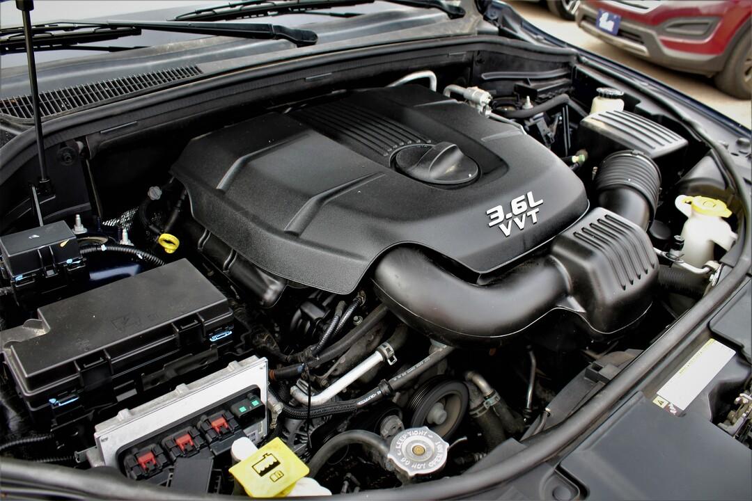 2012 Dodge Durango  - Fiesta Motors