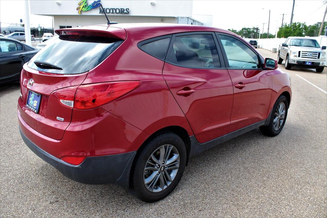 2015 Hyundai Tucson  - Fiesta Motors