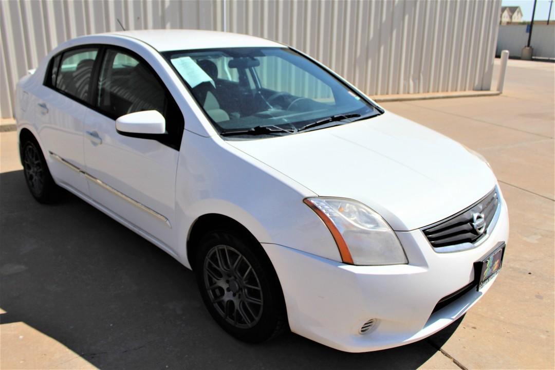 2011 Nissan Sentra  - Fiesta Motors
