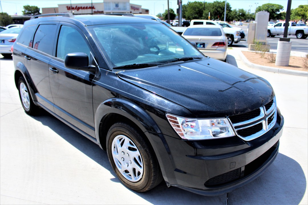 2015 Dodge Journey  - Fiesta Motors
