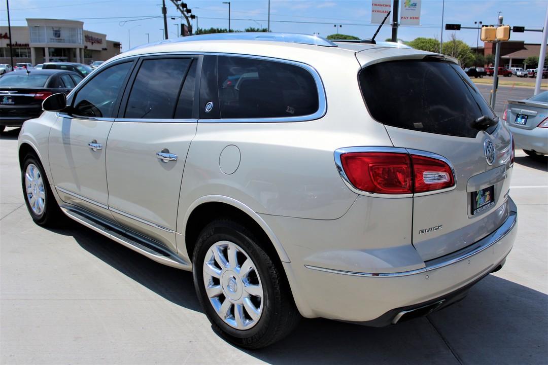 2013 Buick Enclave  - Fiesta Motors